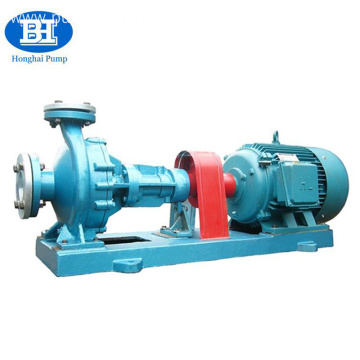 hot temperture cast iron centrifual pump for oil
